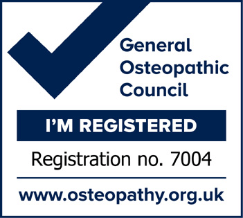 Logo for the General Osteopathic Council