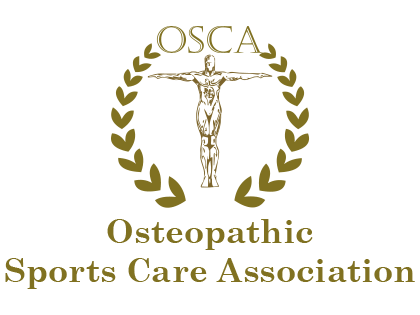 Logo for the Osteopathic Sports Care Association